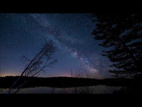 เสียงธรรมชาติตอนกลางคืน เพื่อการผ่อนคลาย พักผ่อน นอนหลับ