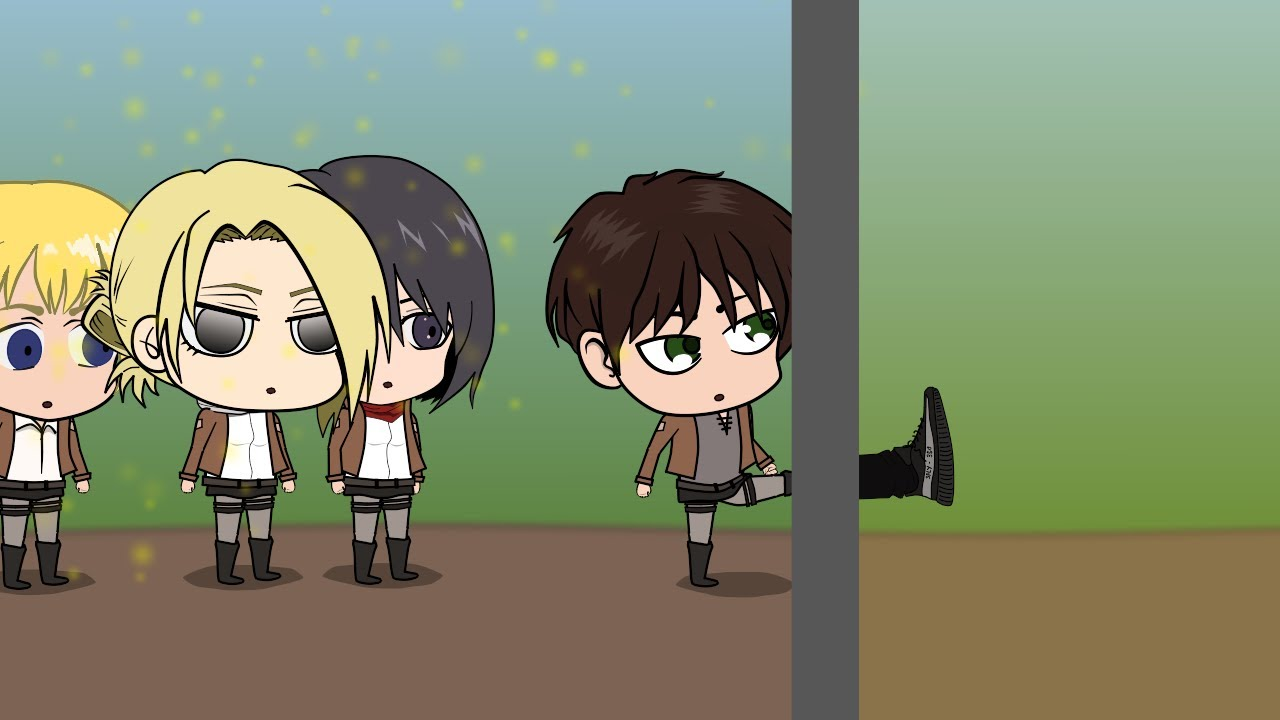 Download Chibi Attack On Titan Transform to Hypebeast - Fan Made AOT
