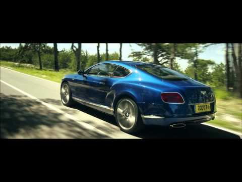 The Bentley Continental GT Speed - Extended Version