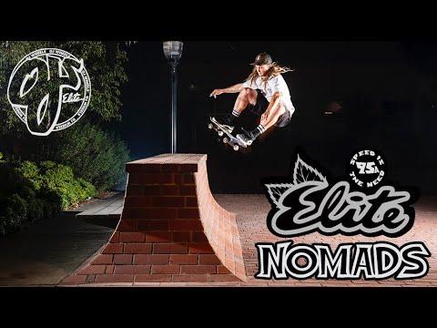 All Rippin' No Slippin 95a NOMADS Promo | OJ Wheels