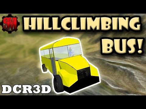 EPIC BUS CRASHES! - Dream Car Racing 3D Ep4