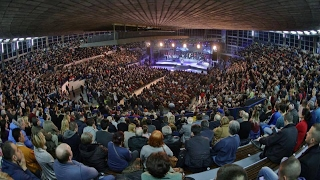 Skup podrške Saši Jankoviću 2017. - Hala sportova Novi Beograd