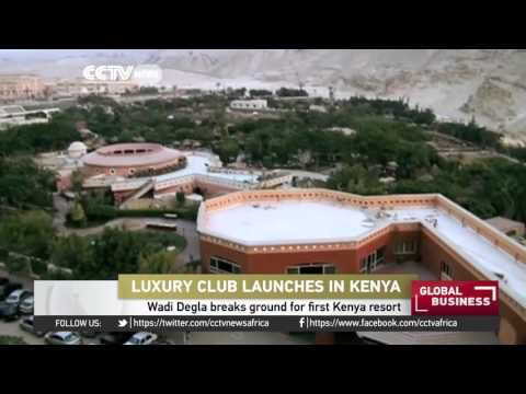 Egyptian investment group breaks ground on private sports club