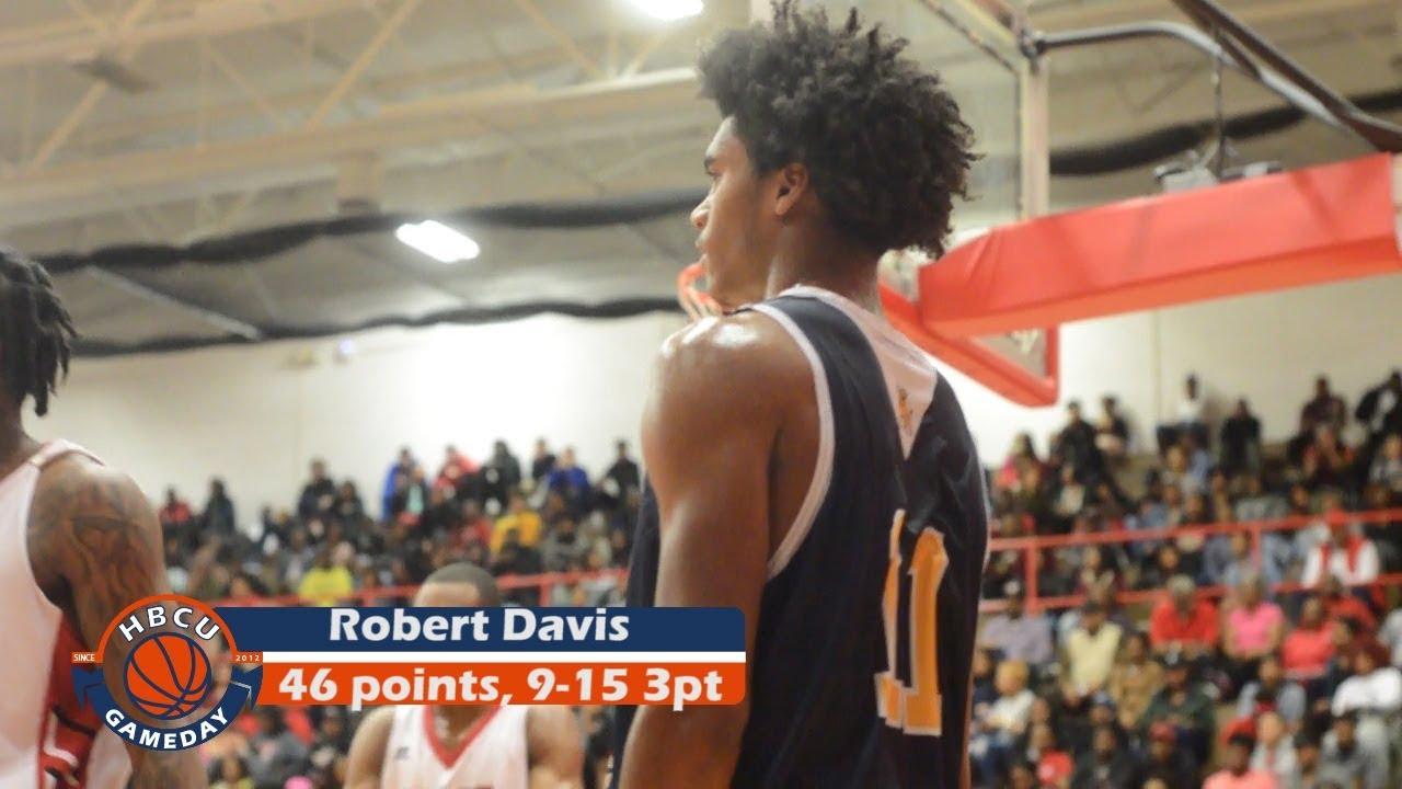 cheap for discount 44033 cdc24 Robert Davis has JCSU hoops off to hot start - HBCU Gameday