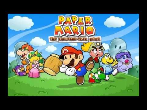 [Music] Paper Mario: The Thousand-Year Door - Dragon-Slaying Battle