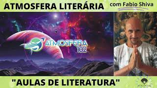 """AULAS DE LITERATURA – Julio Cortázar"" (Atmosfera Literária)"