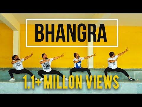 So High | Bhangra Performance | Sidhu Moosewala | Remix - ASG | Way Of Bhangra (2017)