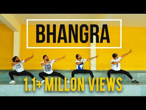 So High | Bhangra Performance | Sidhu Moosewala | Remix - ASG | Way Of Bhangra (2017)
