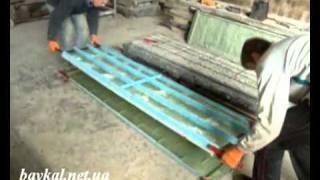 Двухсторонние еврозаборы(Фирма «Байкал». Производство стеклопластиковых форм для еврозаборов, двухсторонних еврозаборов и форм..., 2010-10-27T09:32:12.000Z)