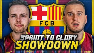 FIFA 21: Sprint To Glory Showdown vs IamTabak 😱🔥 FIFA 21 Karrieremodus Gameplay
