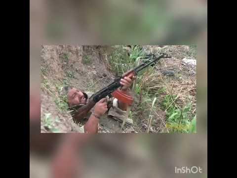 Armenian army saving themselves from Turkish drones technology , Azerbaijan Vs Armenia latest news