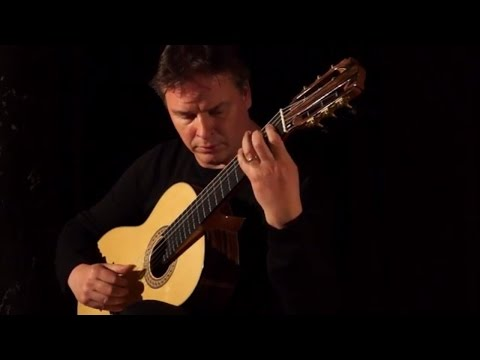 Bach Cromatic Fantasia and Fugue - BWV 903 - for Guitar - Christophe Dejour