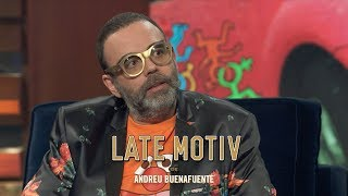 "LATE MOTIV - Bob Pop. ""A leftish ofender""  