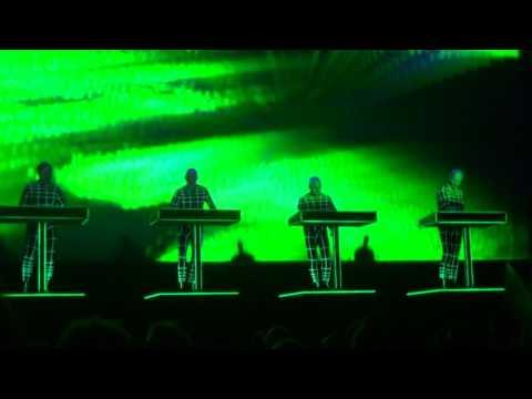"""Kraftwerk """"Planet of Visions"""", Koningin Elisabethzaal Antwerpen, 22-05-2017, late show"""