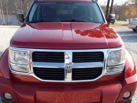 2007 Dodge Nitro SLT 4dr SUV (Spartanburg, South Carolina)