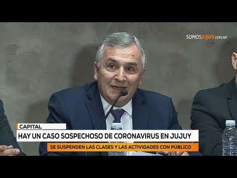 Hay Un Caso Sospechoso De Coronavirus En Jujuy