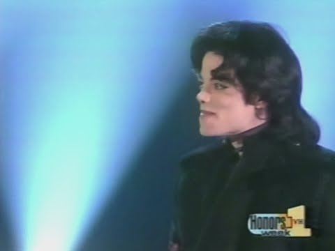 Boyz II Men and Michael Jackson  Heal The World  We Are The World VH1 Honors 1995