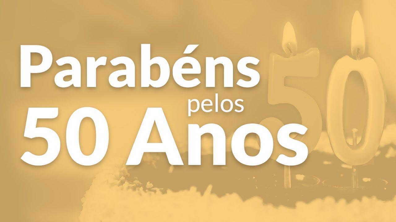 Mensagem Para Irmão De Aniversario: 50 Anos! (Mensagem De Aniversário)