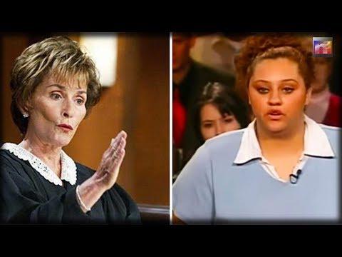 Judge Judy Gives