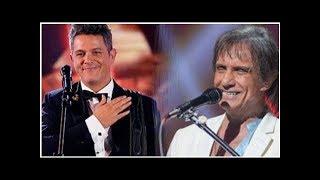 """Baixar Alejandro Sanz se une a Roberto Carlos en nueva canción """"Esa mujer"""""""