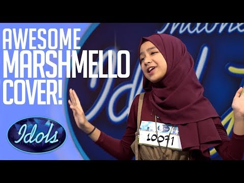 Amazing MARSHMELLO Cover On Indonesian Idol Junior! | Idols Global