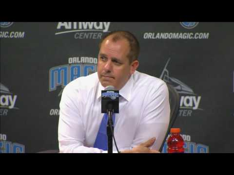 Frank Vogel - Magic vs. Pistons postgame 4/12/17