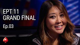 The PokerStars & Monte Carlo Casino EPT11 Grand Final - Main Event - Episode 3