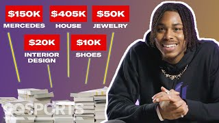 How Justin Jefferson Spent His First $1M in the NFL | My First Million | GQ Sports