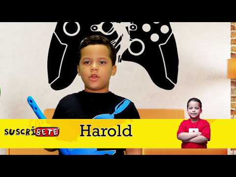 ( Mi Primer Video ) Jugando Minecraft SUSCRIBETE!!! Harold Miguel HD