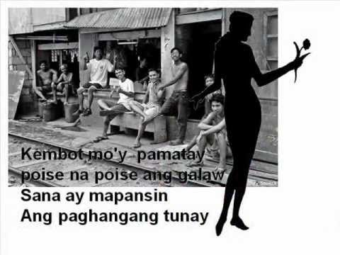 Creep - Kayang Mangarap (Tagalog version Olongapo City Subic Bay)