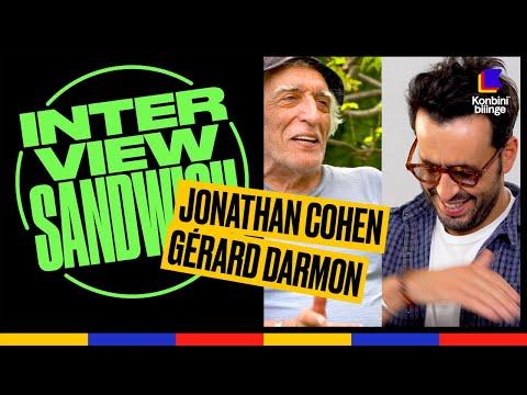 Gerard Darmon Jonathan Cohen Le Sandwich Et Le Plumard Ca S Accorde Bien Aussi L Konbini Youtube