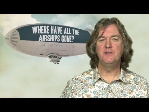 Where have all the airships gone? - James May's Q&A (Ep 8) - Head Squeeze