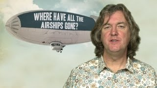 Where have all the airships gone? | James May's Q&A (Ep 8) | Head Squeeze thumbnail