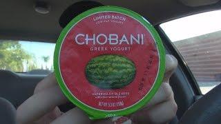 CarBS - Chobani Greek Yogurt Watermelon
