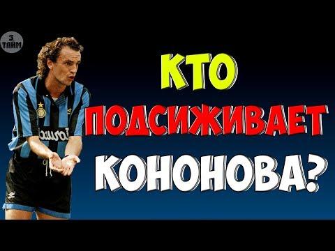 Шалимов подсиживает Кононова в Спартаке. Новости футбола сегодня