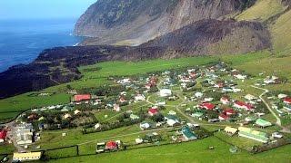 Dünyanın En Zor Ulaşılan Adası: Tristan da Cunha (Keşke Gitsem Diyeceksiniz)