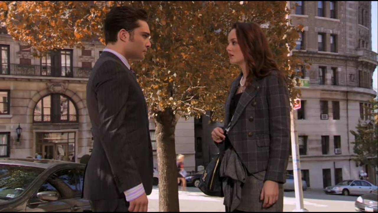 Chuck y Blair 4x08 Gossip Girl: \
