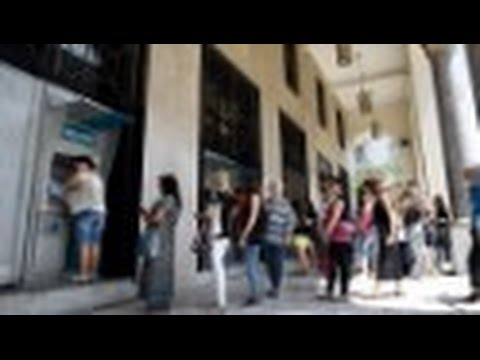 Greek crisis hits world markets