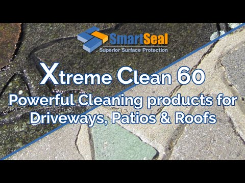 Captivating How To Remove Moss And Algae Easily From Drives, Roofs And Patios. Smartseal  UK Ltd