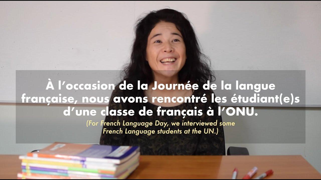 French Language Day 2020 Youtube