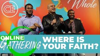 WHERE IS YOUR FAITH? CHRIST EMBASSY CHURCH ONLINE