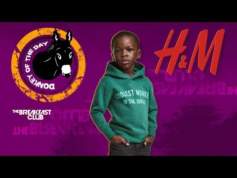 Download Youtube: H&M Criticized For Racism Over 'Coolest Monkey In The Jungle' Hoodie Ad