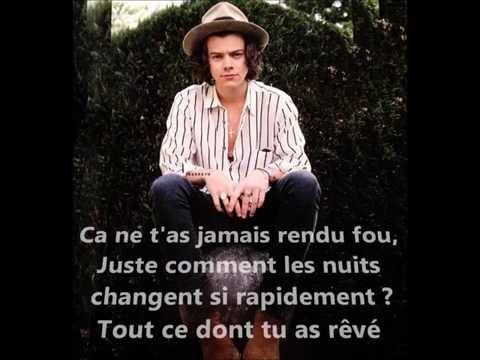 One Direction - Night Changes (Traduction Française)