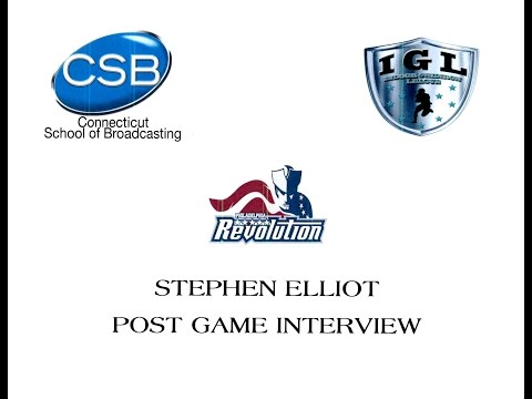 04022016 Revolution Stephen Elliot Interview