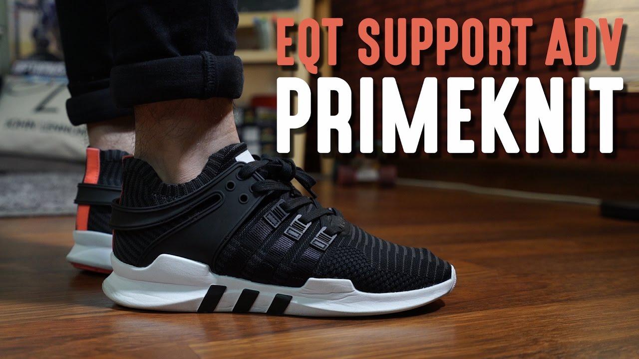 rendimiento confiable real mejor valorado más de moda EQT Support ADV Primeknit Review + on feet (Bahasa Indonesia ...