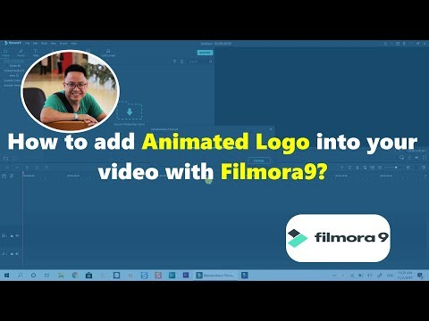 How to Add Logo/Watermarks into Video Using Filmora 9