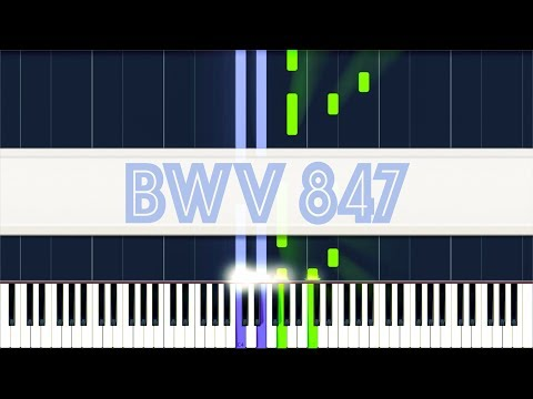 Prelude and Fugue in C major, WTC I, BWV 846 // J. S. Bach