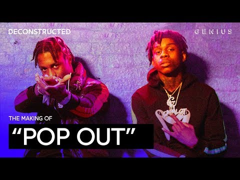"""The Making Of Polo G & Lil Tjay's """"Pop Out"""" With JD On Tha Track & Iceberg 