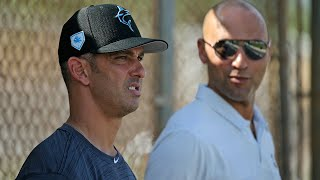 """Marlins special advisor Posada: """"I'm really excited for the opportunity"""""""