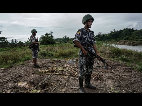 Rohingya Crisis: Insurgents stage deadly attacks in Burma's restive Rakhine state